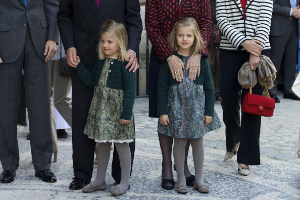Palma Cathedral「Spanish Royals Attend Easter Mass in Palma de Mallorca」:写真・画像(0)[壁紙.com]