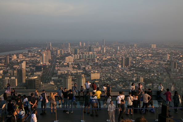 Brent Lewin「A Look At Thailand's Tallest Building」:写真・画像(14)[壁紙.com]