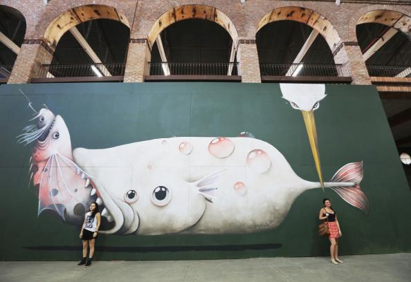 Street Art「Rio De Janeiro Hosts 4th Anniversary ArtRio Contemporary Art Fair」:写真・画像(3)[壁紙.com]