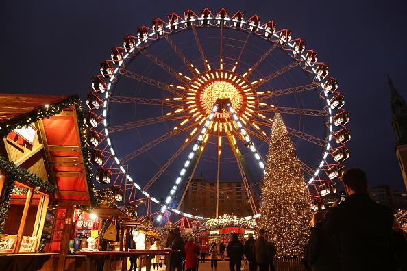 Christmas Market「Christmas Markets Open Across Germany」:写真・画像(9)[壁紙.com]