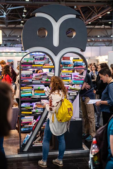 訪問「2019 Leipzig Book Fair」:写真・画像(2)[壁紙.com]