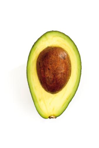 Avocado「Avocado, cross section」:スマホ壁紙(15)