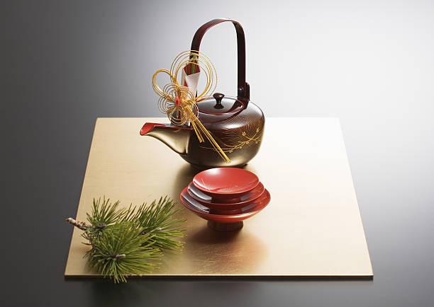 Sake set:スマホ壁紙(壁紙.com)