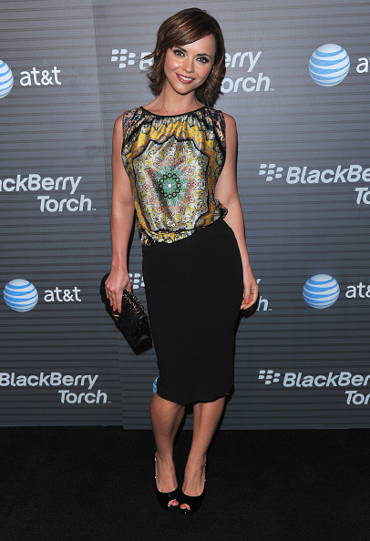Side Part「BlackBerry Torch From AT&T U.S. Launch Party - Arrivals」:写真・画像(12)[壁紙.com]