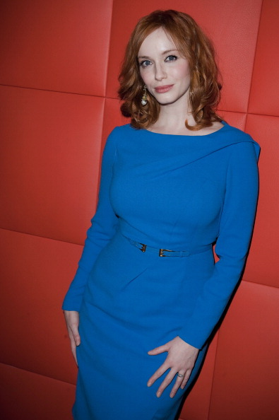 カメラ目線「Sundance Channel - Mad Men Gala Event」:写真・画像(7)[壁紙.com]