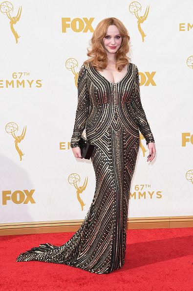 エミー賞「67th Annual Primetime Emmy Awards - Arrivals」:写真・画像(14)[壁紙.com]