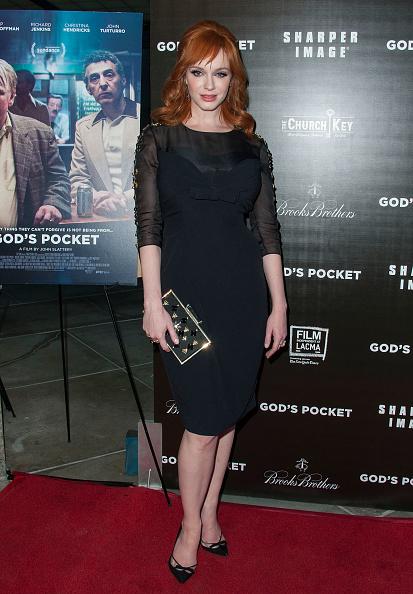 """Mesh - Textile「Premiere Of IFC Films' """"God's Pocket"""" - Arrivals」:写真・画像(6)[壁紙.com]"""