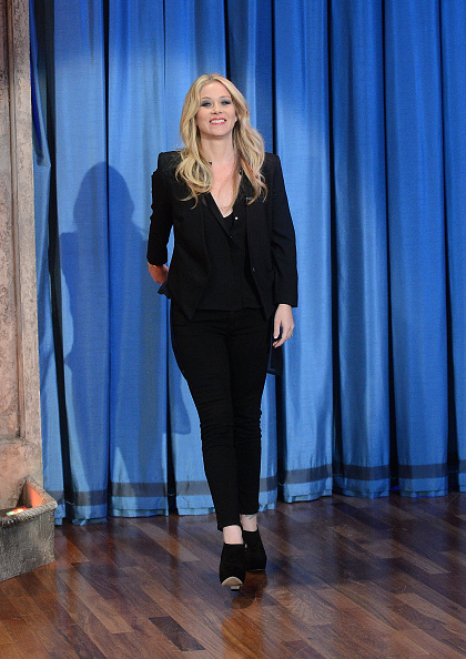 "Black Shoe「Christina Applegate Visits ""Late Night With Jimmy Fallon""」:写真・画像(6)[壁紙.com]"