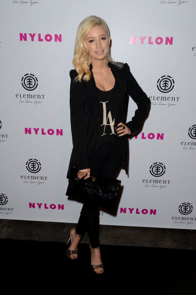 Scooped Neck「NYLON Magazine August Issue Launch Party Hosted By Ashley Greene」:写真・画像(11)[壁紙.com]
