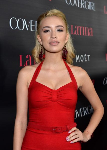 "Three Quarter Length「Latina Magazine Celebrates ""Latinos In Hollywood""」:写真・画像(12)[壁紙.com]"