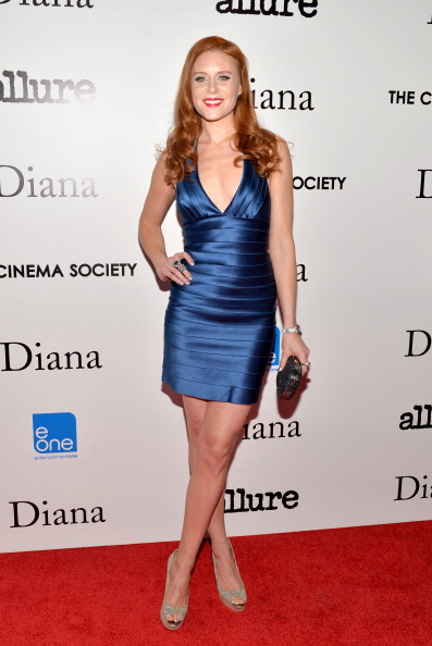 """Metallic Shoe「The Cinema Society With Linda Wells And Allure Magazine Host The Premiere Of Entertainment One's """"Diana"""" - Arrivals」:写真・画像(5)[壁紙.com]"""