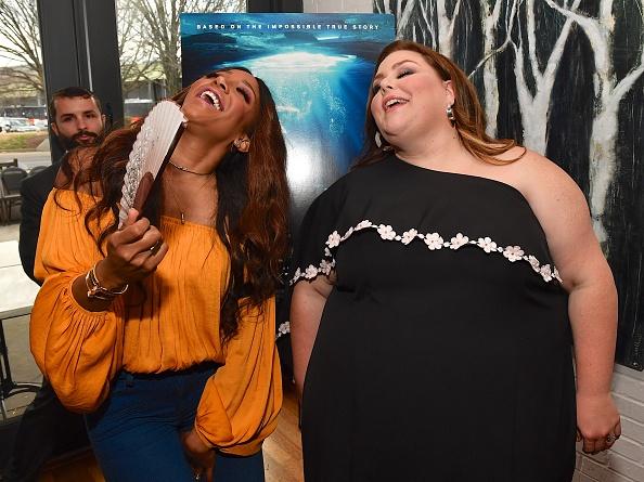 作詞家「'Breakthrough' VIP Reception with Producer DeVon Franklin and Actress Chrissy Metz in Nashville, TN」:写真・画像(10)[壁紙.com]