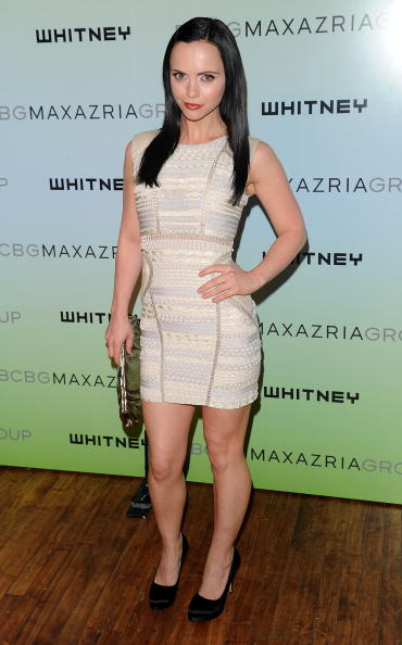Bandage Dress「Whitney Museum Art Party 2010 - Arrivals」:写真・画像(15)[壁紙.com]