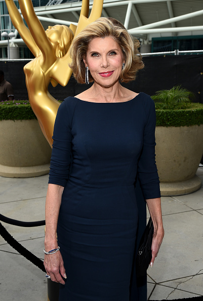 Christine Baranski「66th Annual Primetime Emmy Awards - Arrivals」:写真・画像(10)[壁紙.com]