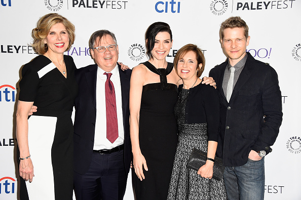 """Robert King「The Paley Center For Media's 32nd Annual PALEYFEST LA - """"The Good Wife"""" - Arrivals」:写真・画像(6)[壁紙.com]"""