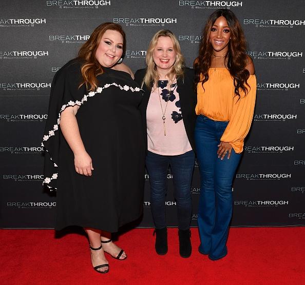 作詞家「'Breakthrough' VIP Reception with Producer DeVon Franklin and Actress Chrissy Metz in Nashville, TN」:写真・画像(9)[壁紙.com]