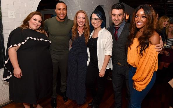 作詞家「'Breakthrough' VIP Reception with Producer DeVon Franklin and Actress Chrissy Metz in Nashville, TN」:写真・画像(8)[壁紙.com]