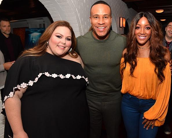 作詞家「'Breakthrough' VIP Reception with Producer DeVon Franklin and Actress Chrissy Metz in Nashville, TN」:写真・画像(7)[壁紙.com]