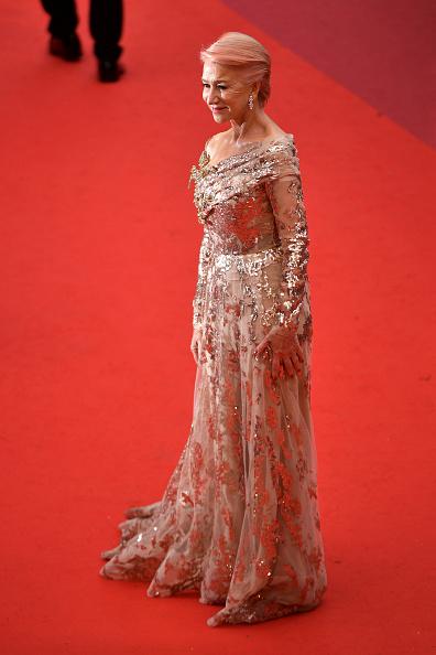 """Pink Hair「""""Les Plus Belles Annees D'Une Vie"""" Red Carpet - The 72nd Annual Cannes Film Festival」:写真・画像(14)[壁紙.com]"""