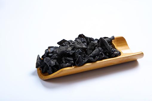 キクラゲ「A tray black fungus」:スマホ壁紙(9)