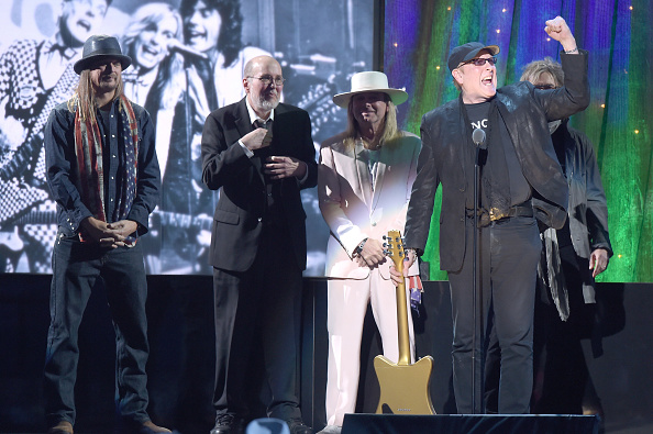 Theo Wargo「31st Annual Rock And Roll Hall Of Fame Induction Ceremony - Show」:写真・画像(15)[壁紙.com]