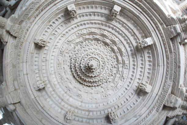 Rannakpur Temple, near Jodhpur, Rajasthan, India:スマホ壁紙(壁紙.com)