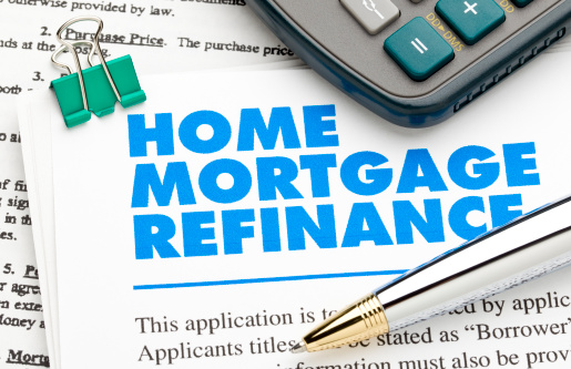 Ballpoint Pen「Home Mortgage Refinance」:スマホ壁紙(19)