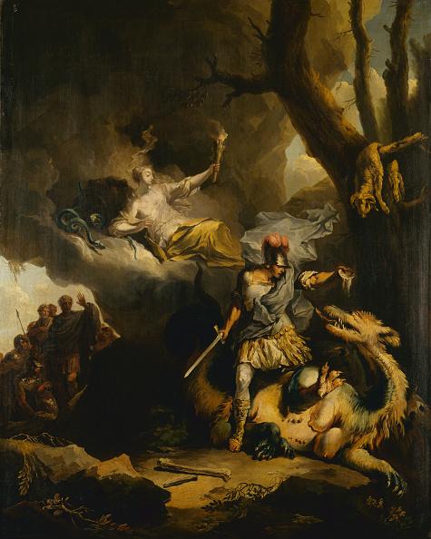 Painting - Activity「Jason Killing The Colchian Dragon Ca 1766-1770」:写真・画像(10)[壁紙.com]