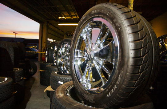 Wheel「Drivers Rent Expensive Car Rims by the Week」:写真・画像(10)[壁紙.com]