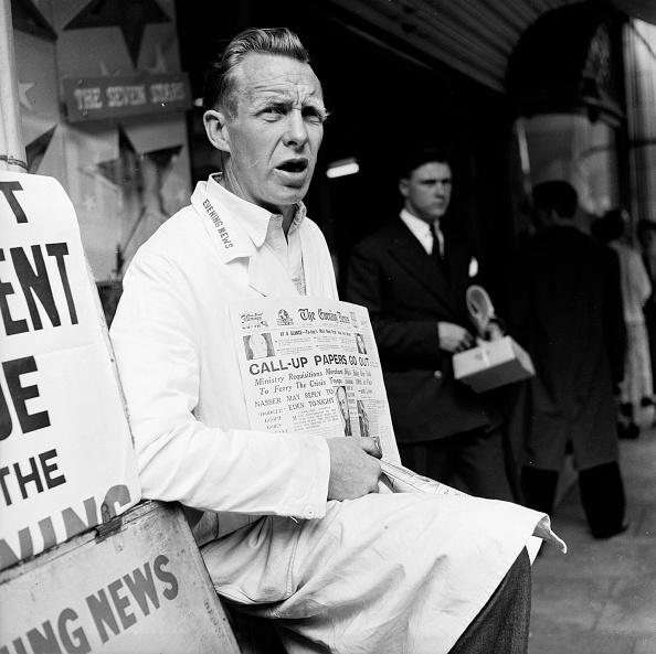 Harry Kerr「News Of The Crisis」:写真・画像(1)[壁紙.com]