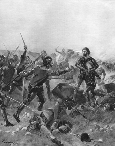 Poitiers「Battle of Poitiers, France, 1356.」:写真・画像(19)[壁紙.com]