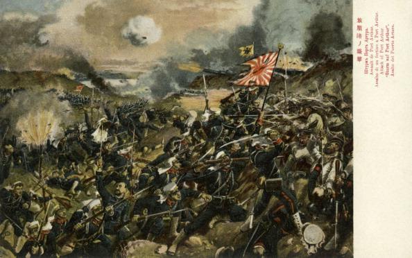 20th Century「Battle of Port Arthur (1904)」:写真・画像(10)[壁紙.com]