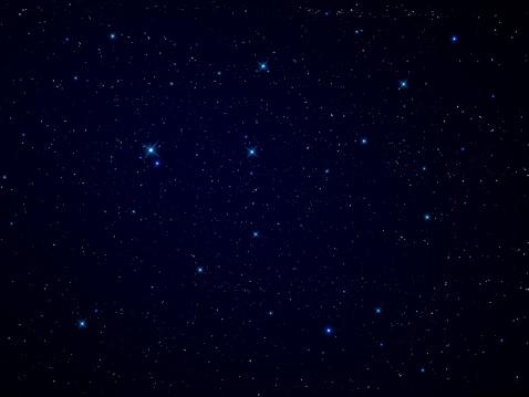 star sky「星のスカイ」:スマホ壁紙(11)