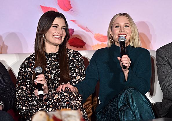 "Kristen Bell「""FROZEN 2"" Global Press Conference」:写真・画像(17)[壁紙.com]"