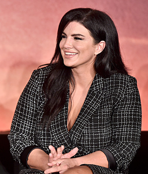 Gina Carano「Press Conference for the Disney+ Exclusive Series The Mandalorian」:写真・画像(15)[壁紙.com]
