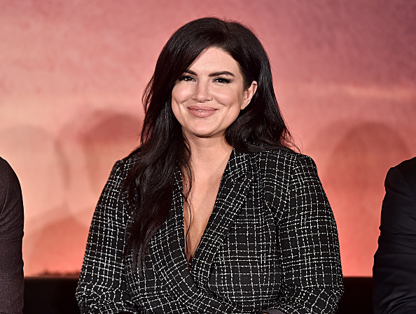 Gina Carano「Press Conference for the Disney+ Exclusive Series The Mandalorian」:写真・画像(0)[壁紙.com]