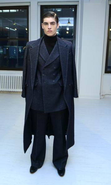 Blue Pants「Kim Seo Ryong - Presentation - Mercedes-Benz Fashion Week Fall 2014」:写真・画像(2)[壁紙.com]