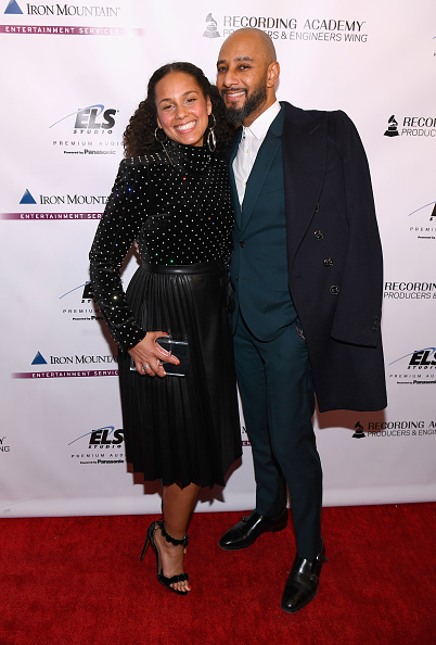 Producer「60th Annual GRAMMY Awards - Producers And Engineers Wing 11th Annual GRAMMY Week Event Honoring Swizz Beatz And Alicia Keys」:写真・画像(10)[壁紙.com]