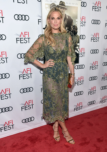"TCL Chinese Theatre「AFI FEST 2017 Presented By Audi - Opening Night Gala - Screening Of Netflix's ""Mudbound"" - Red Carpet」:写真・画像(2)[壁紙.com]"