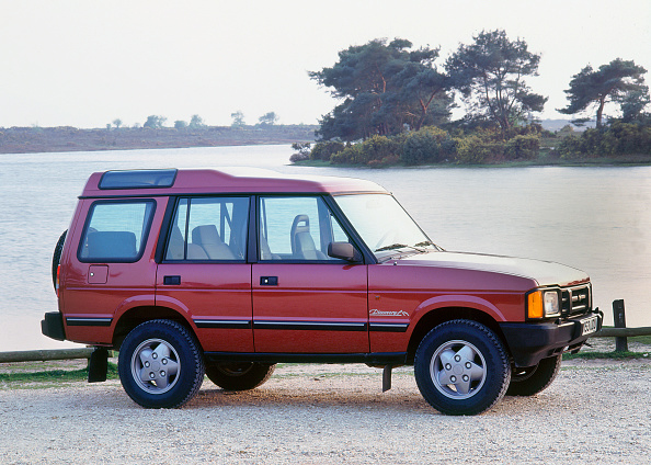 Discovery「1991 Land Rover Discovery. Creator: Unknown.」:写真・画像(8)[壁紙.com]