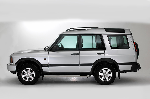 Wheel「2003 Land Rover Discovery」:写真・画像(12)[壁紙.com]