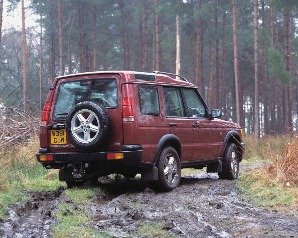 Transportation「2000 Land Rover Discovery TD5」:写真・画像(0)[壁紙.com]