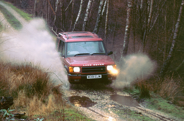 Woodland「2000 Land Rover Discovery TD5」:写真・画像(19)[壁紙.com]