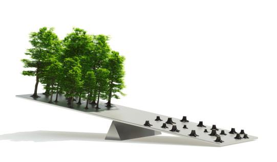 Lumber Industry「Green Balance」:スマホ壁紙(19)