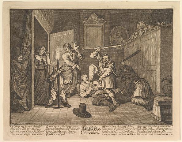 Hiding「Hudibras Catechized (Twelve Large Illustrations For Samuel Butlers Hudibras」:写真・画像(3)[壁紙.com]