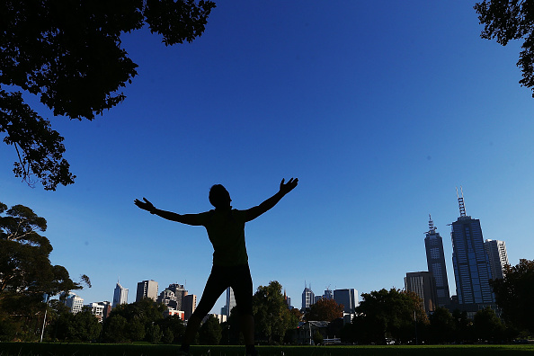 Healthy Lifestyle「Melbourne Experiences Unseasonably Warm Autumn Weather」:写真・画像(7)[壁紙.com]