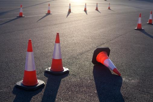 Traffic Cone「Traffic Cones」:スマホ壁紙(7)