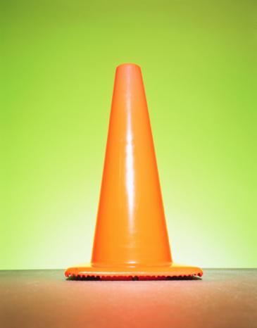 Safety「Traffic cone」:スマホ壁紙(7)