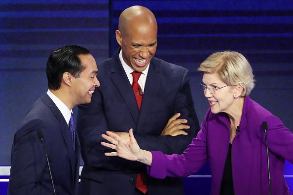 トピックス「Democratic Presidential Candidates Participate In First Debate Of 2020 Election Over Two Nights」:写真・画像(16)[壁紙.com]