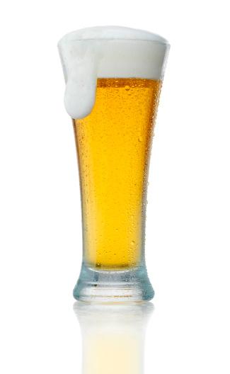 新鮮「ガラスのビール」:スマホ壁紙(12)